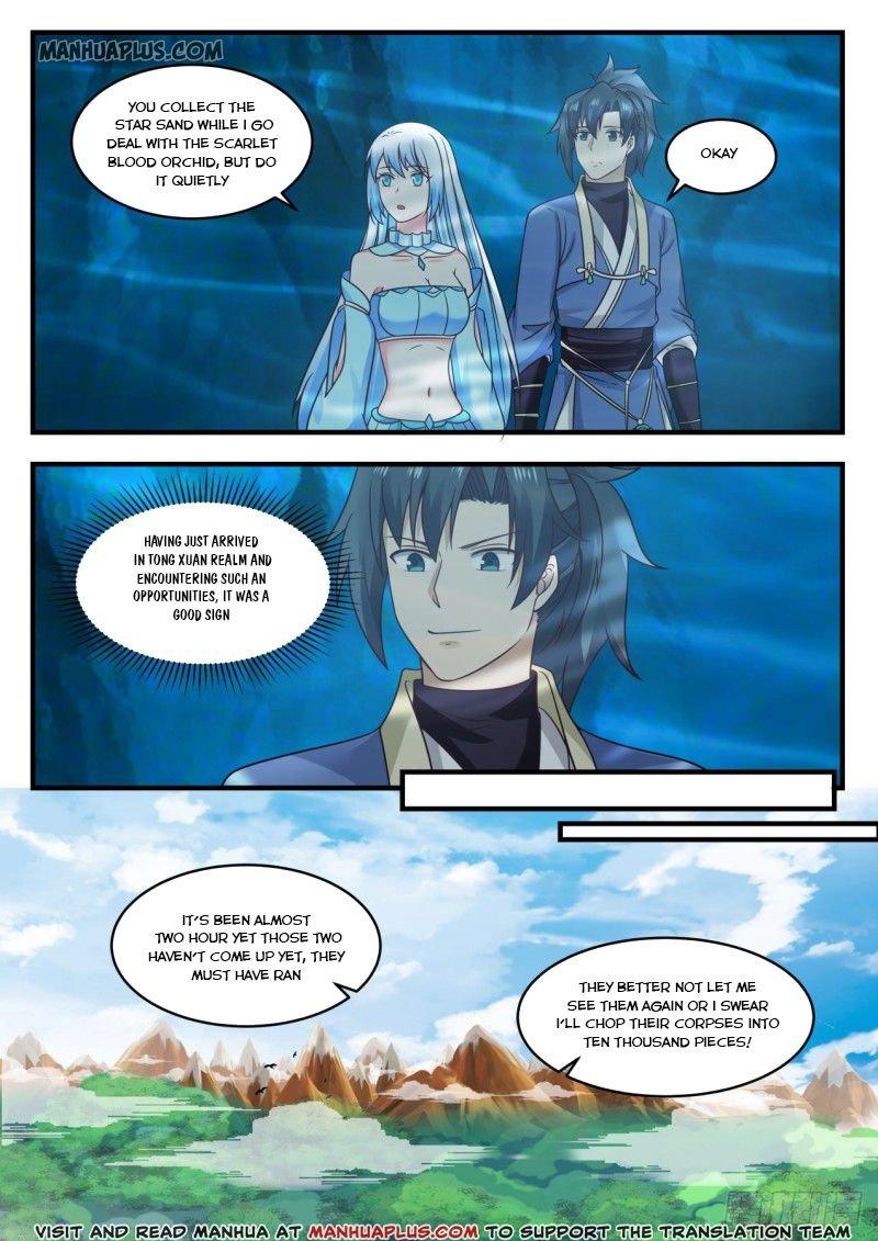 Martial Peak - chapter 589-eng-li