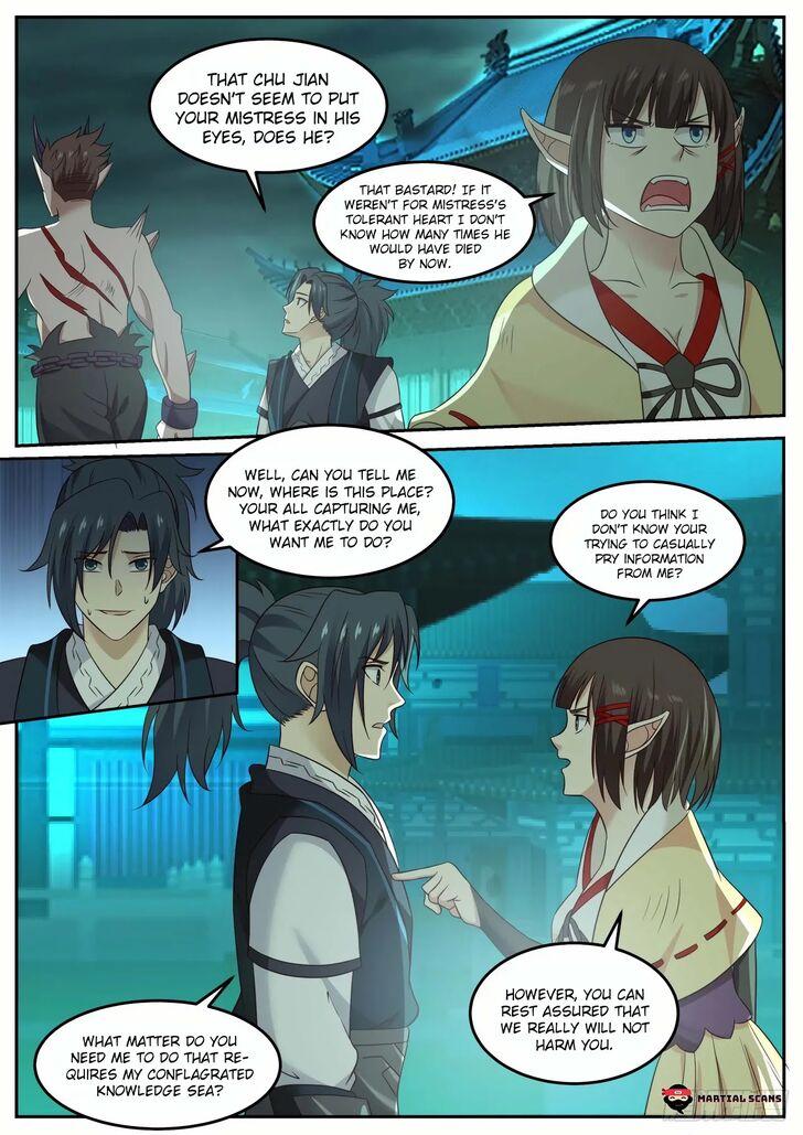 Martial Peak - chapter 613-eng-li