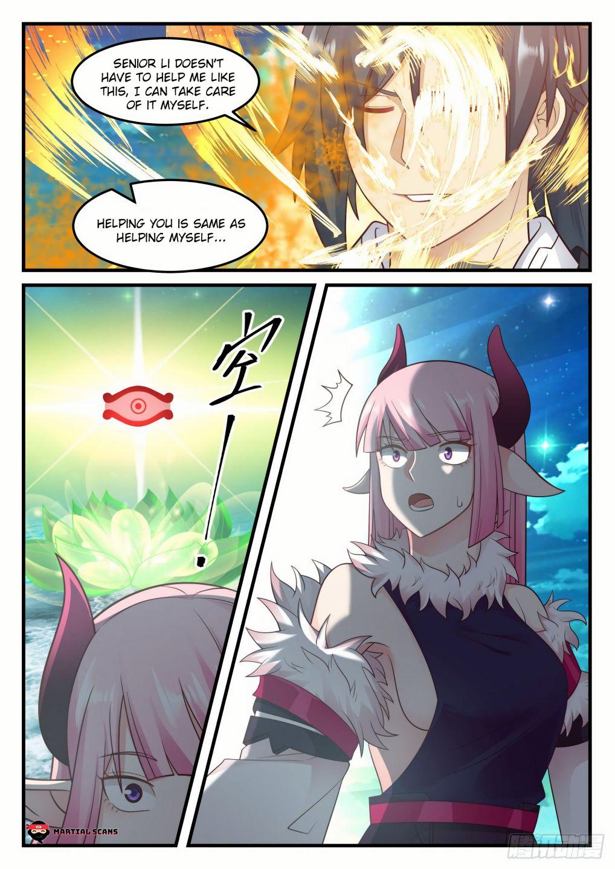 Martial Peak - chapter 616-eng-li