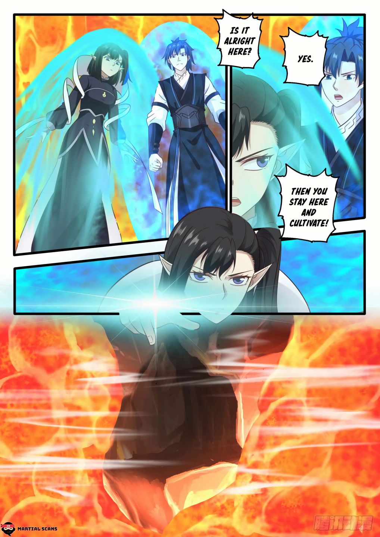 Martial Peak - chapter 625-eng-li