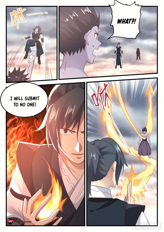 Martial Peak - chapter 626-eng-li