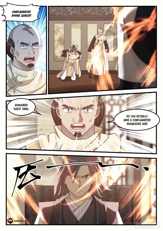 Martial Peak - chapter 648-eng-li