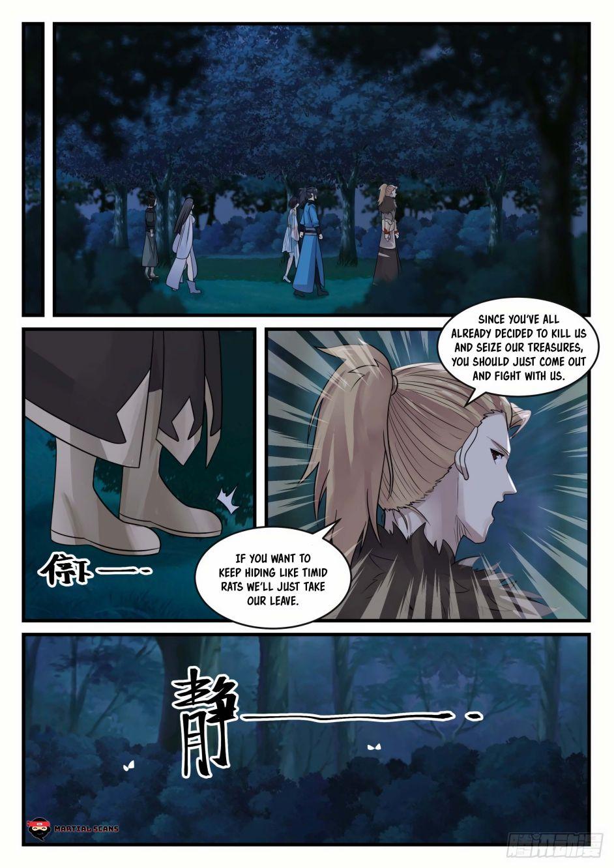 Martial Peak - chapter 666-eng-li