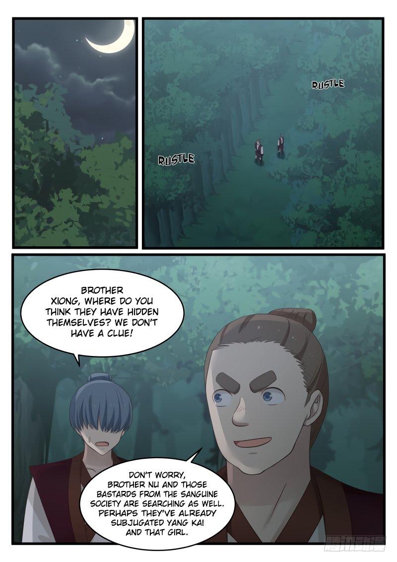 Martial Peak - chapter 68-eng-li