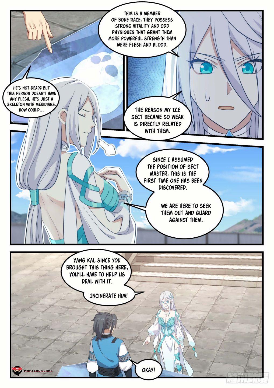 Martial Peak - chapter 698-eng-li