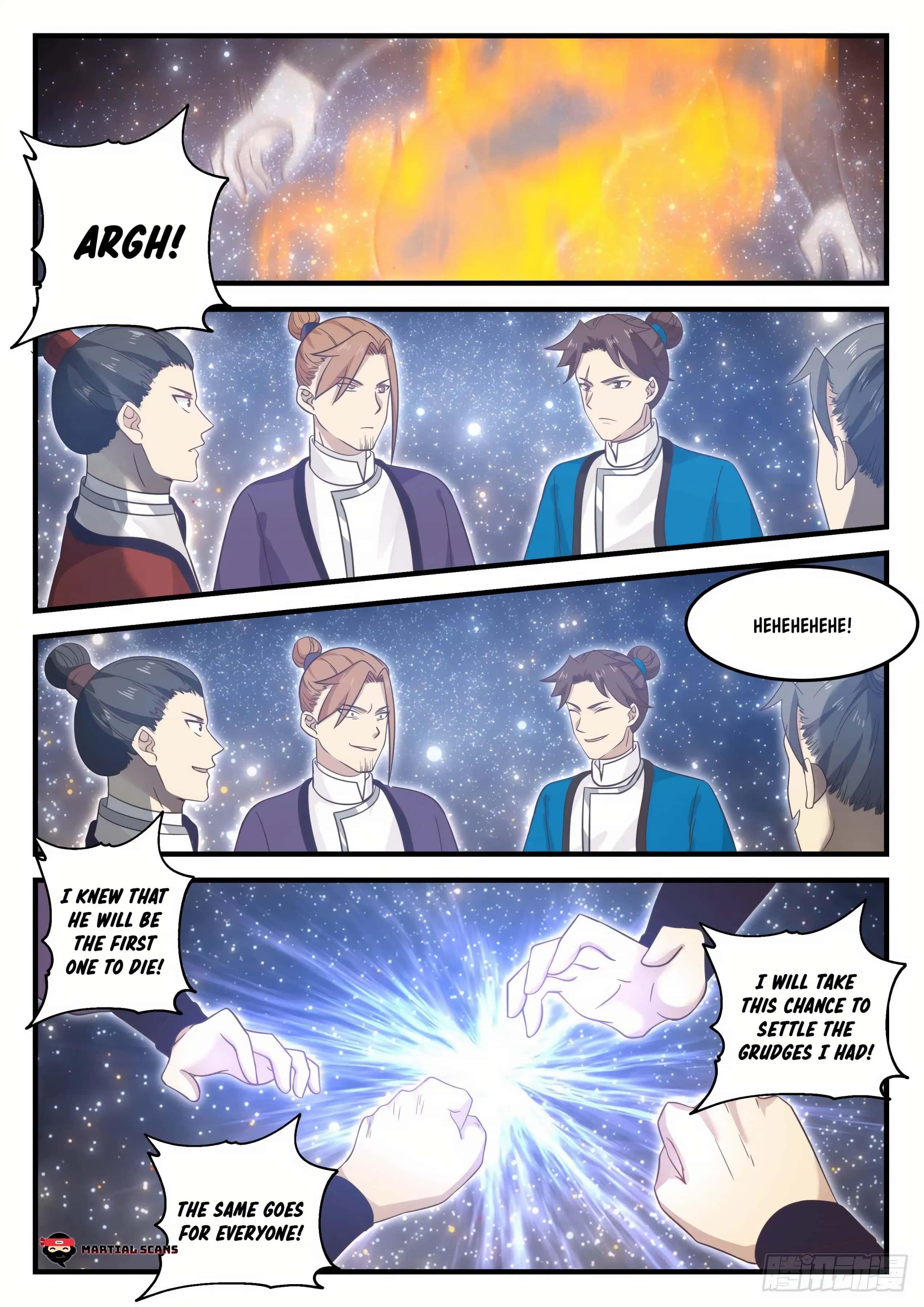 Martial Peak - chapter 704-eng-li
