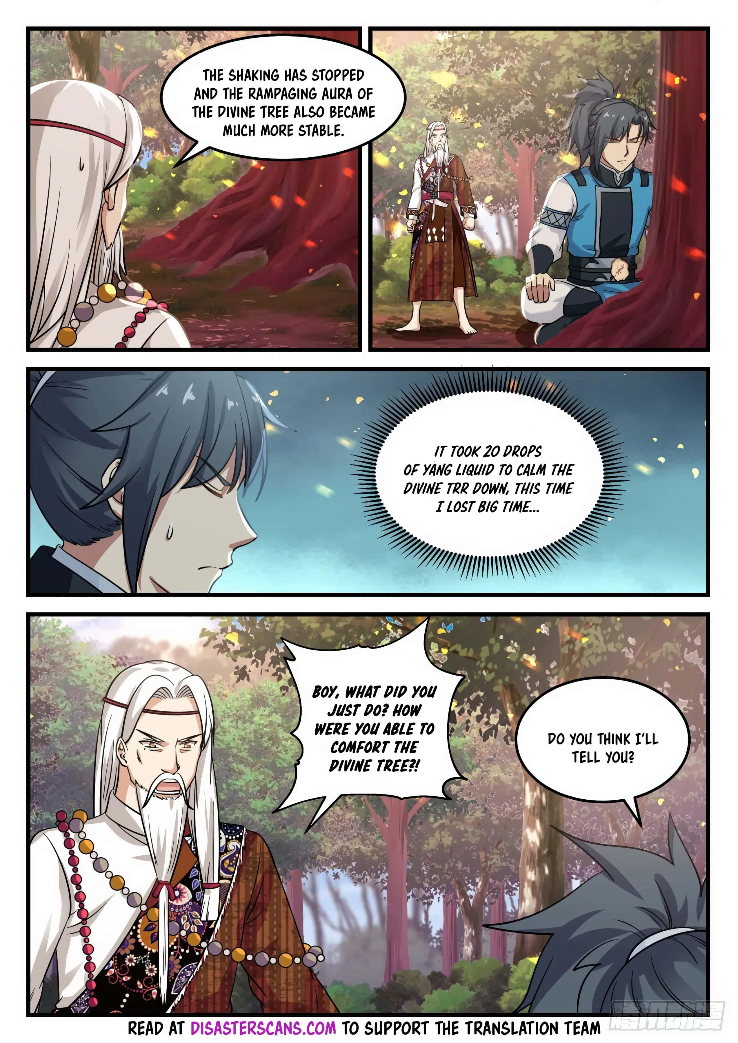 Martial Peak - chapter 712-eng-li