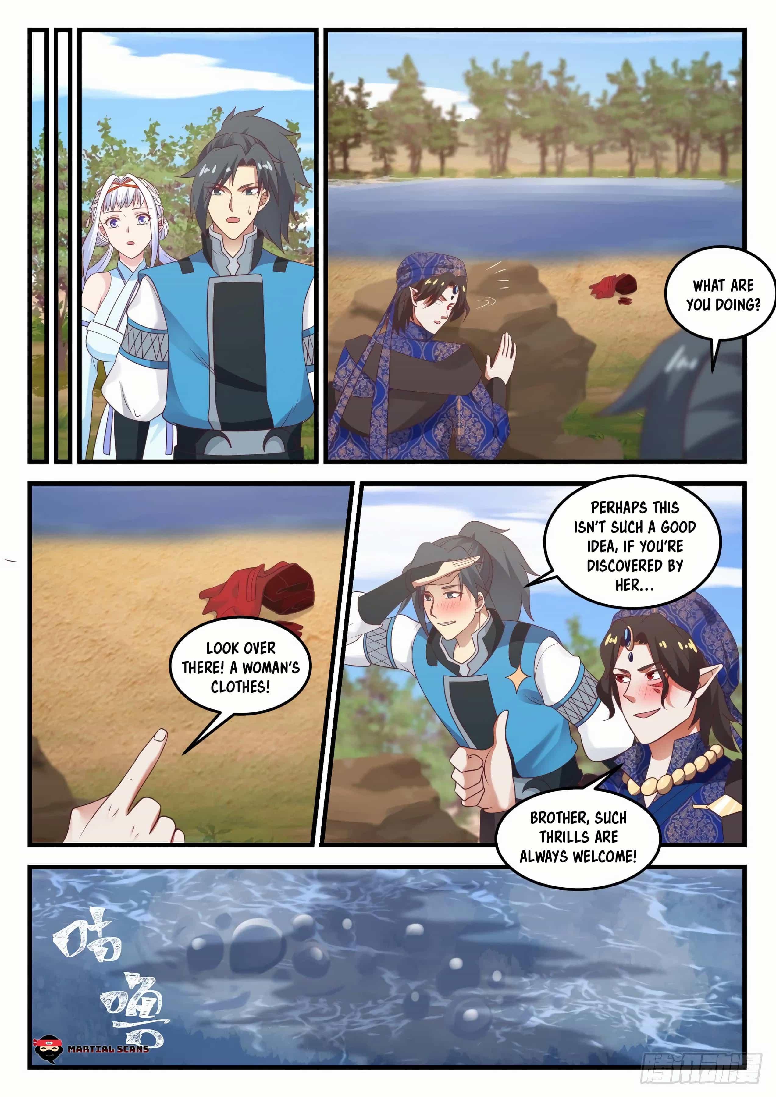 Martial Peak - chapter 714-eng-li