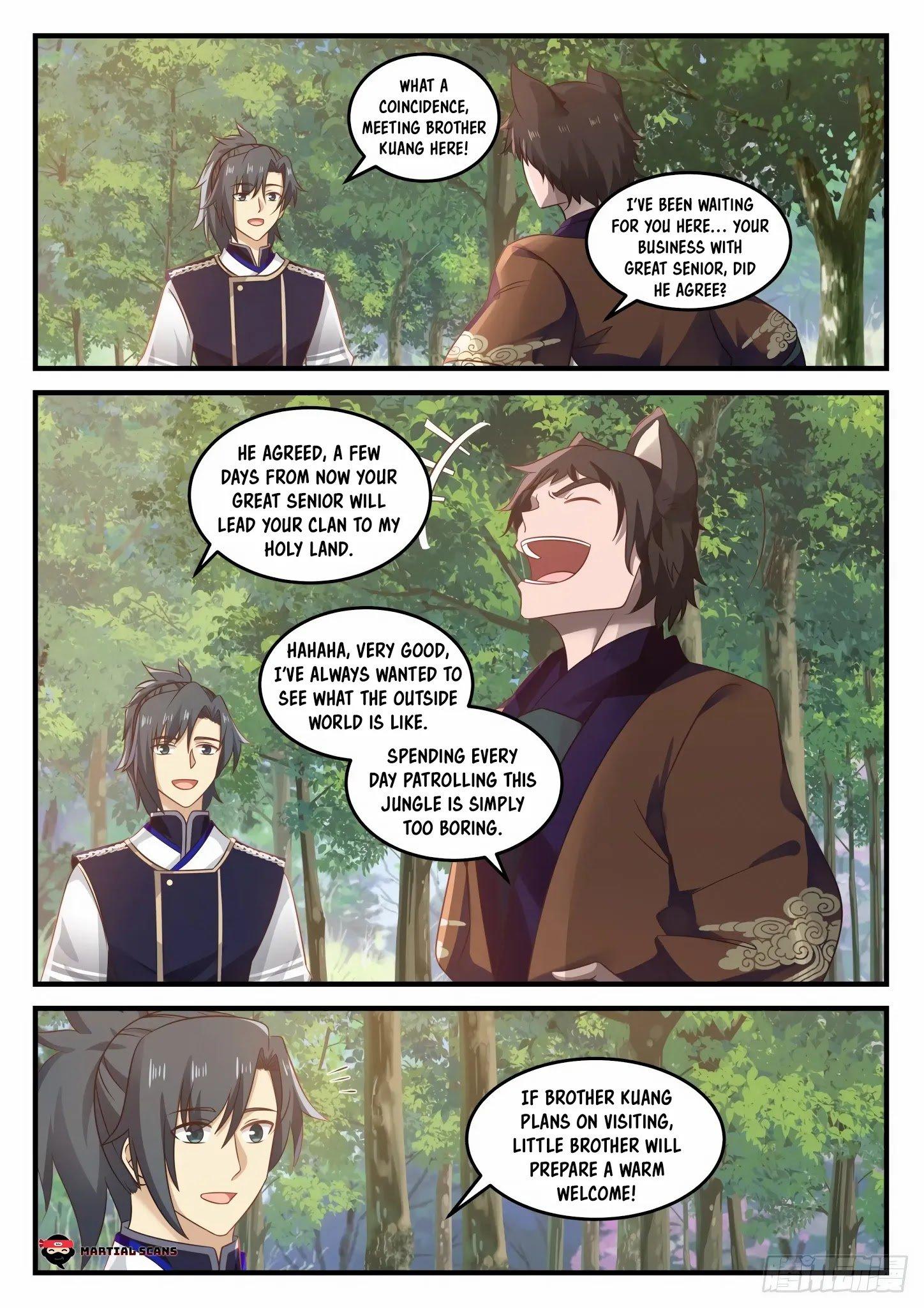 Martial Peak - chapter 723-eng-li