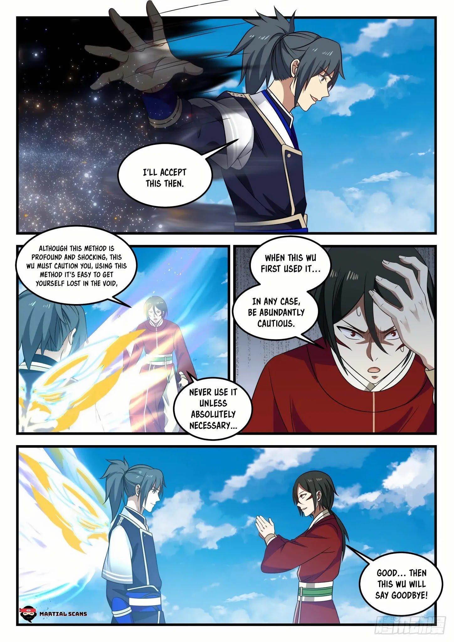 Martial Peak - chapter 727-eng-li