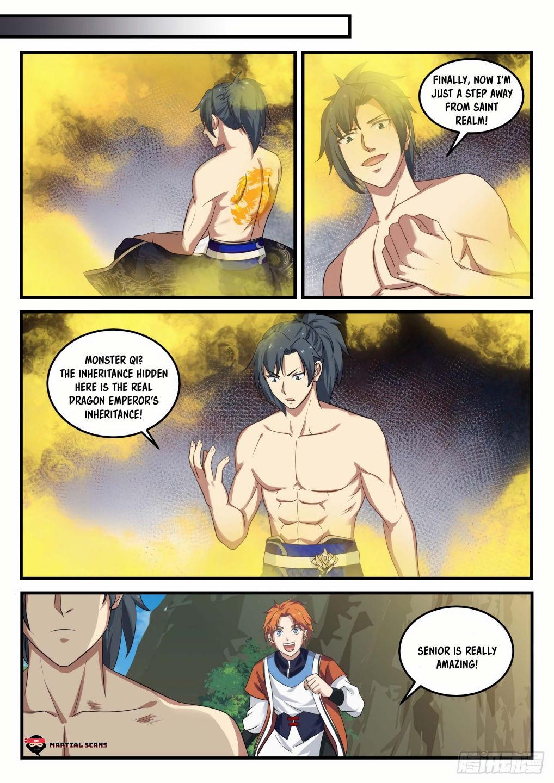 Martial Peak - chapter 729-eng-li