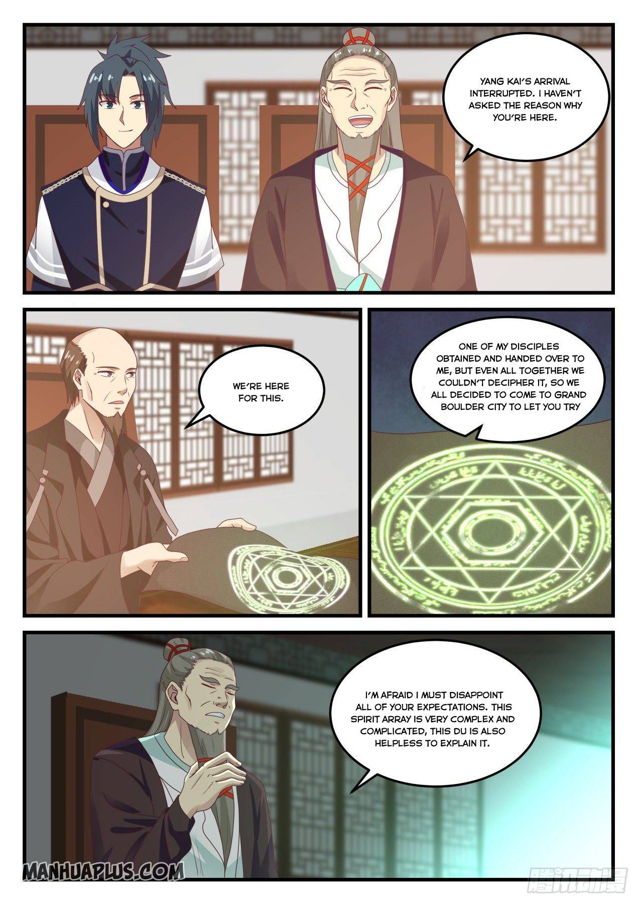 Martial Peak - chapter 733-eng-li