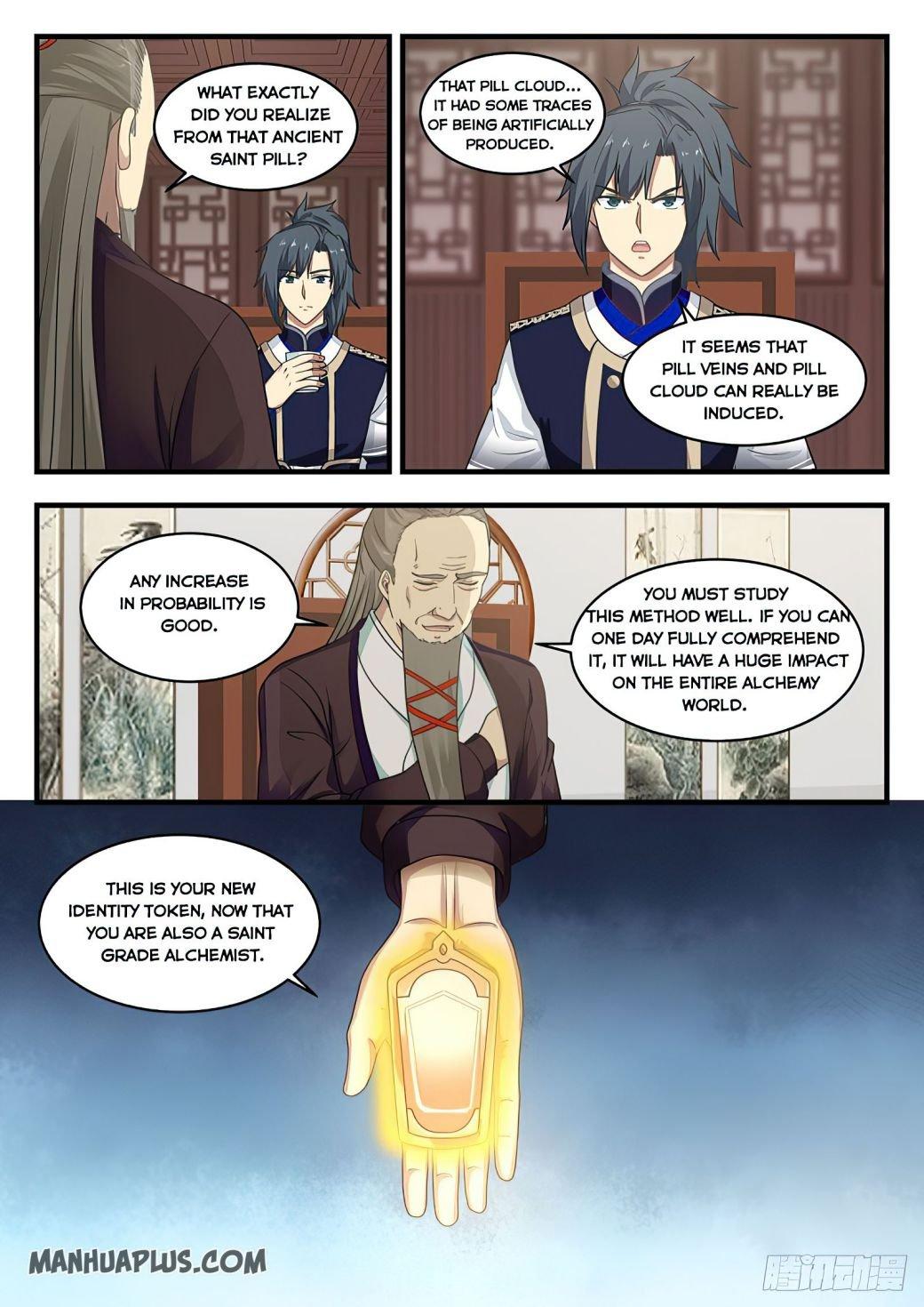 Martial Peak - chapter 734-eng-li