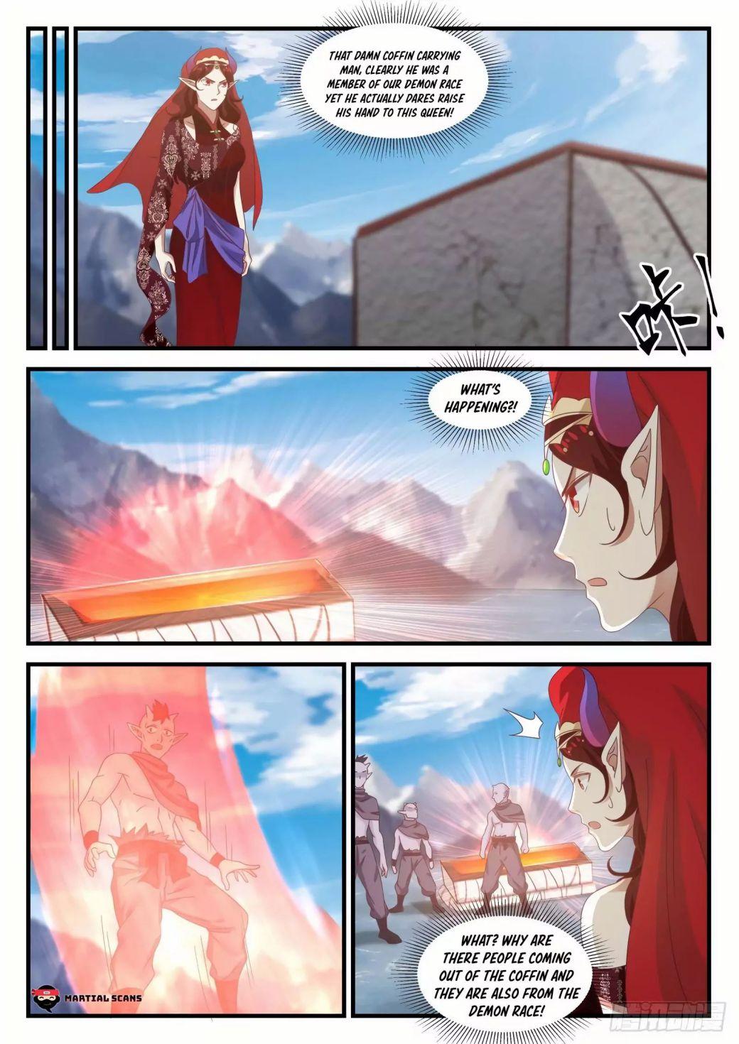 Martial Peak - chapter 737-eng-li