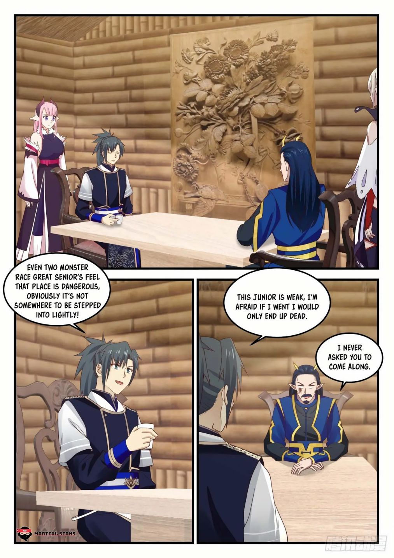 Martial Peak - chapter 754-eng-li