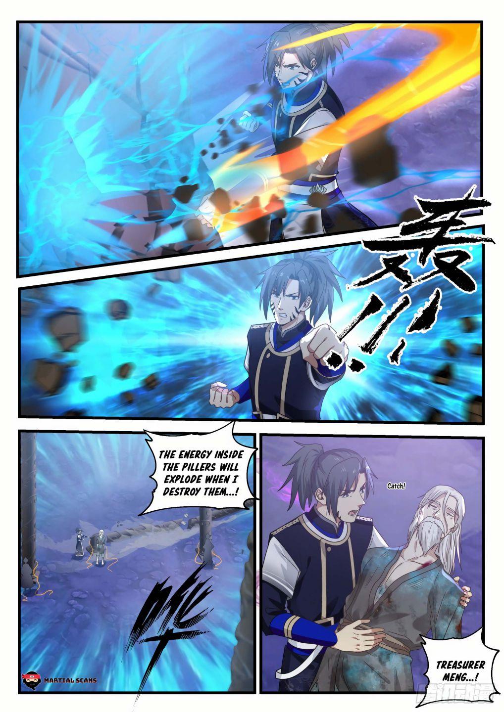Martial Peak - chapter 767-eng-li