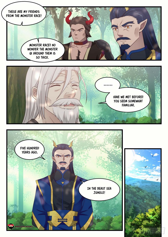 Martial Peak - chapter 769-eng-li