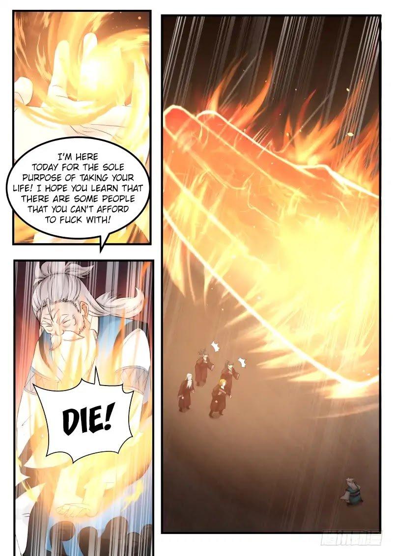 Martial Peak - chapter 77-eng-li