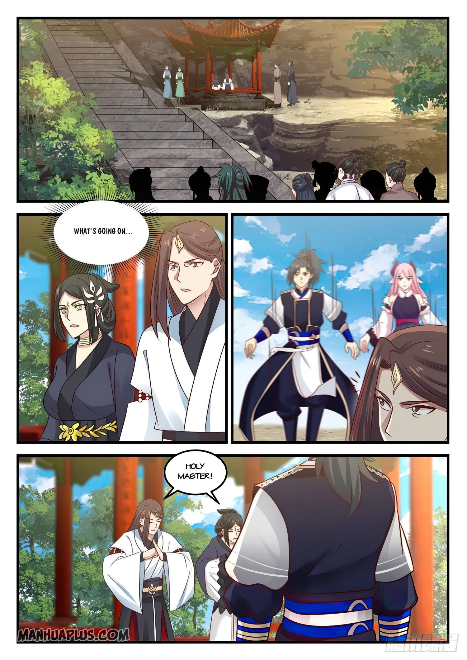 Martial Peak - chapter 776-eng-li