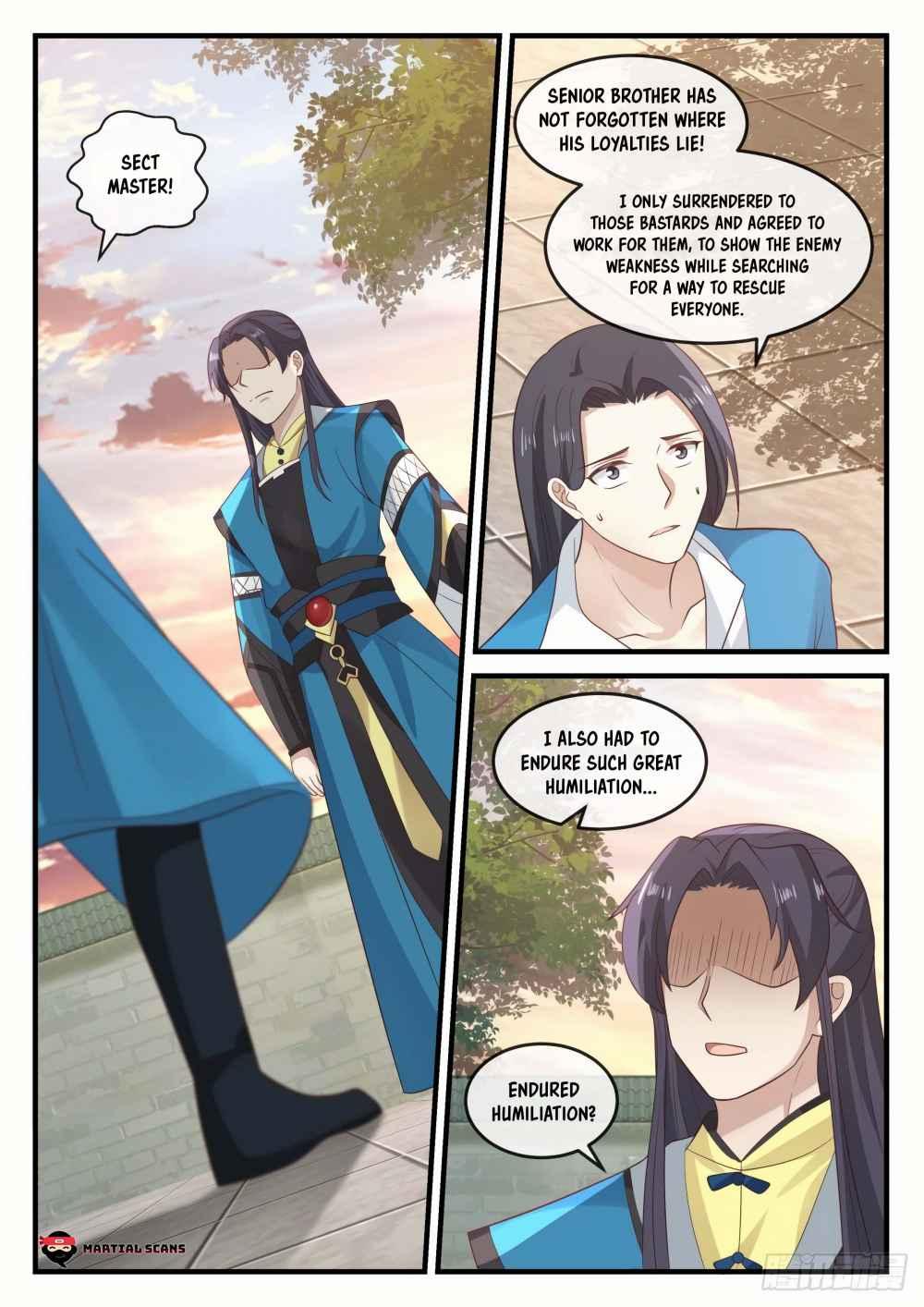 Martial Peak - chapter 788-eng-li