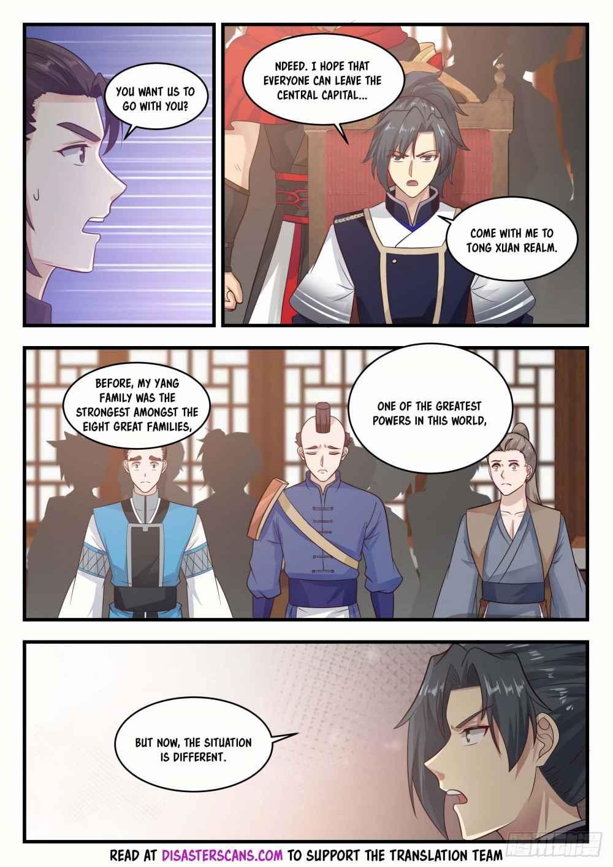 Martial Peak - chapter 794-eng-li