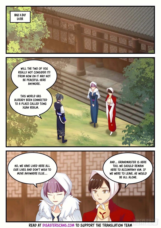 Martial Peak - chapter 797-eng-li