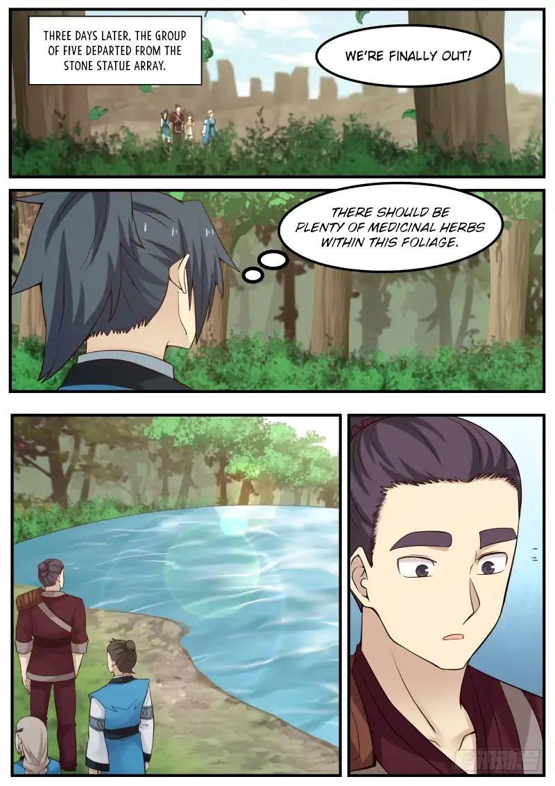 Martial Peak - chapter 80-eng-li