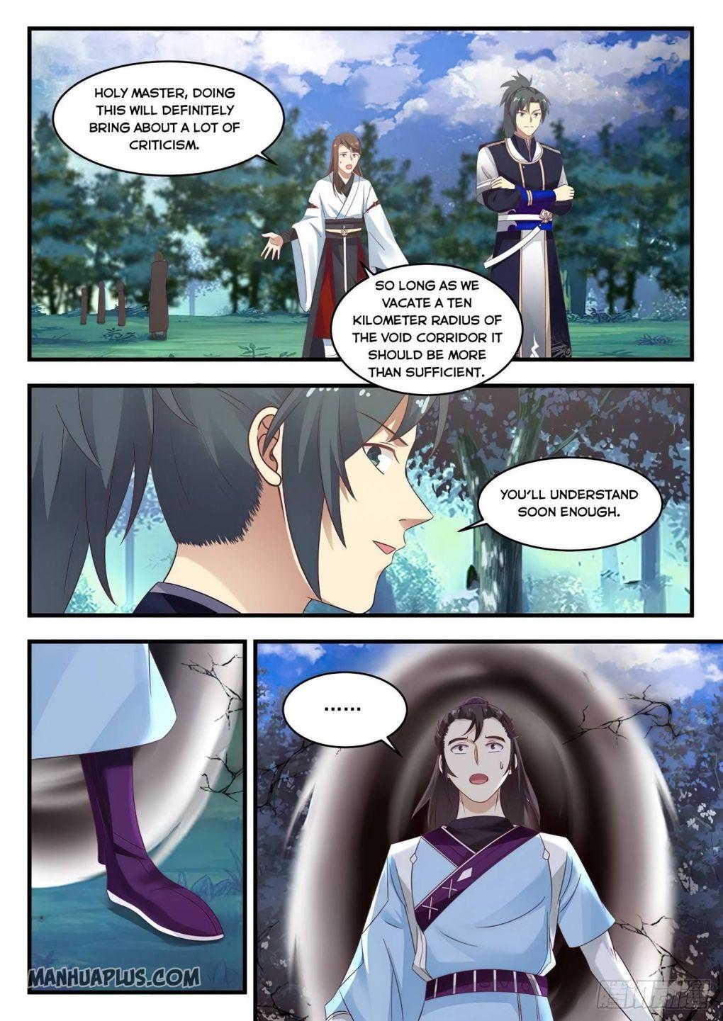 Martial Peak - chapter 806-eng-li