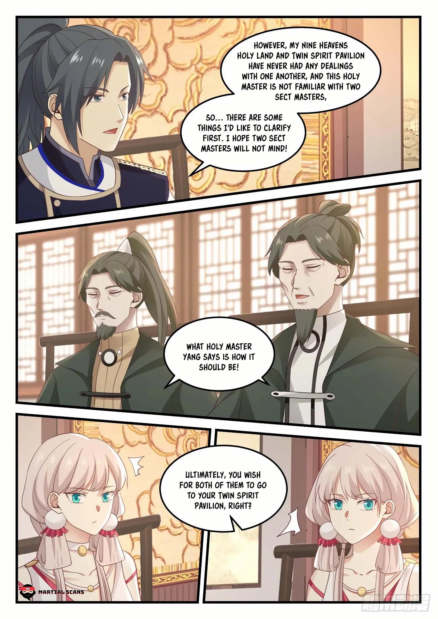 Martial Peak - chapter 813-eng-li