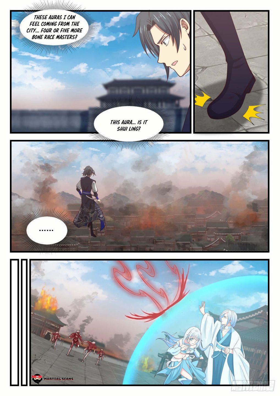 Martial Peak - chapter 816-eng-li