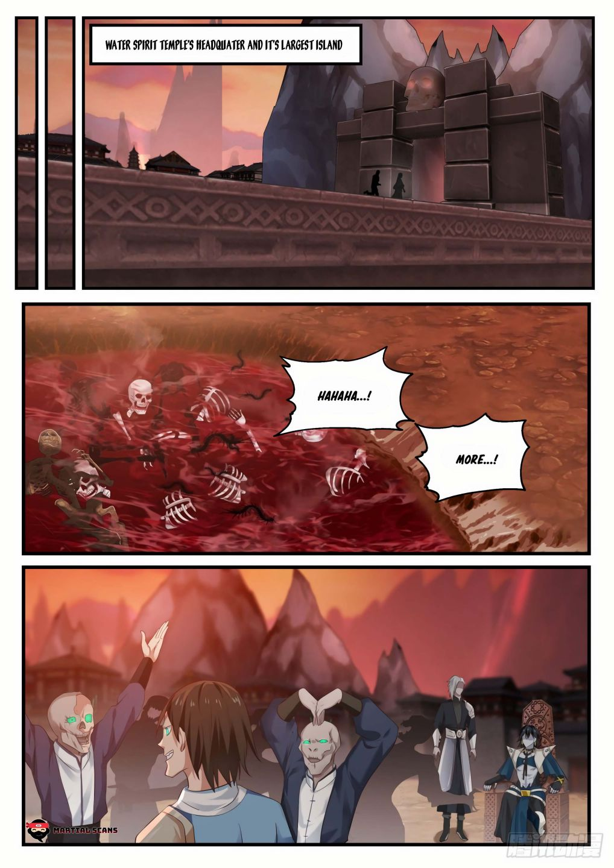 Martial Peak - chapter 818-eng-li