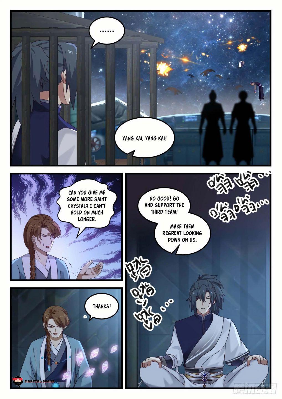 Martial Peak - chapter 854-eng-li