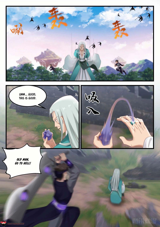 Martial Peak - chapter 858-eng-li