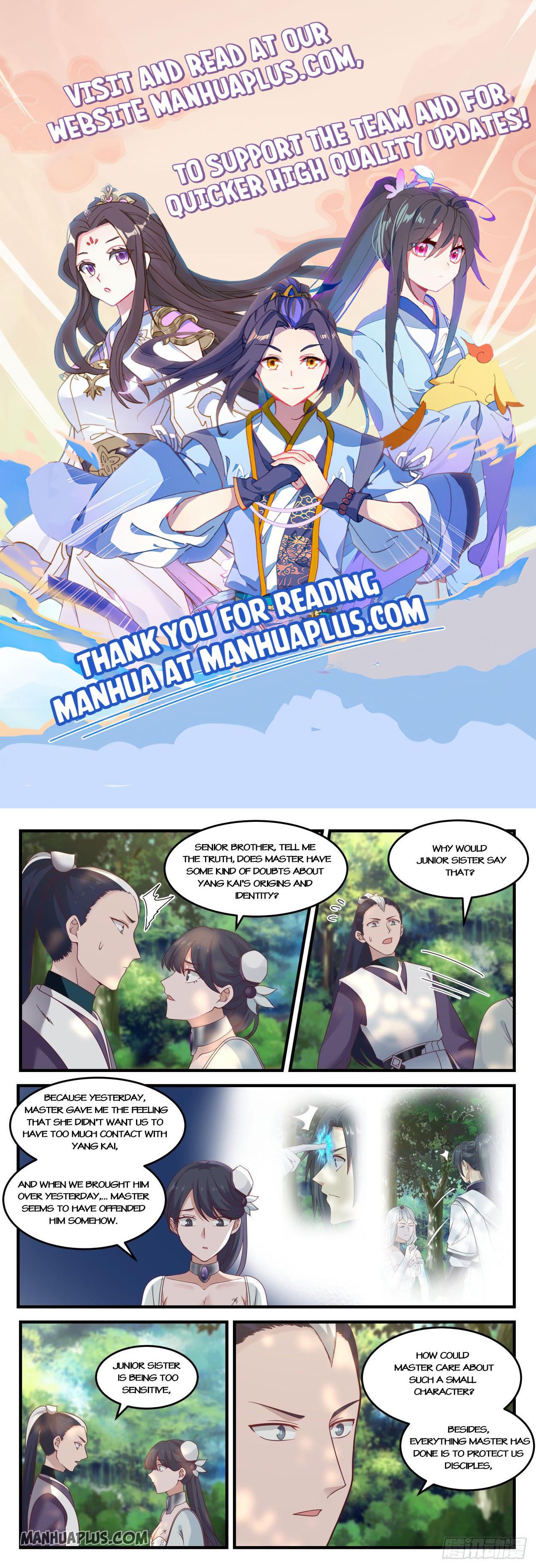 Martial Peak - chapter 861-eng-li