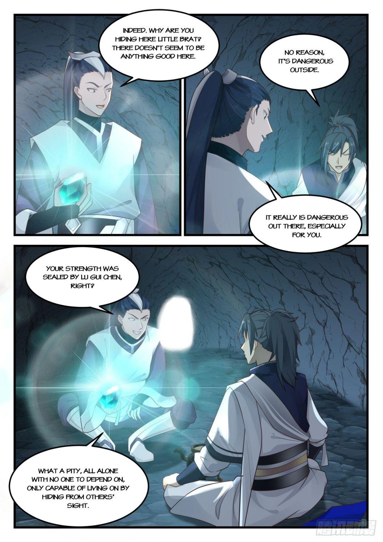 Martial Peak - chapter 868-eng-li