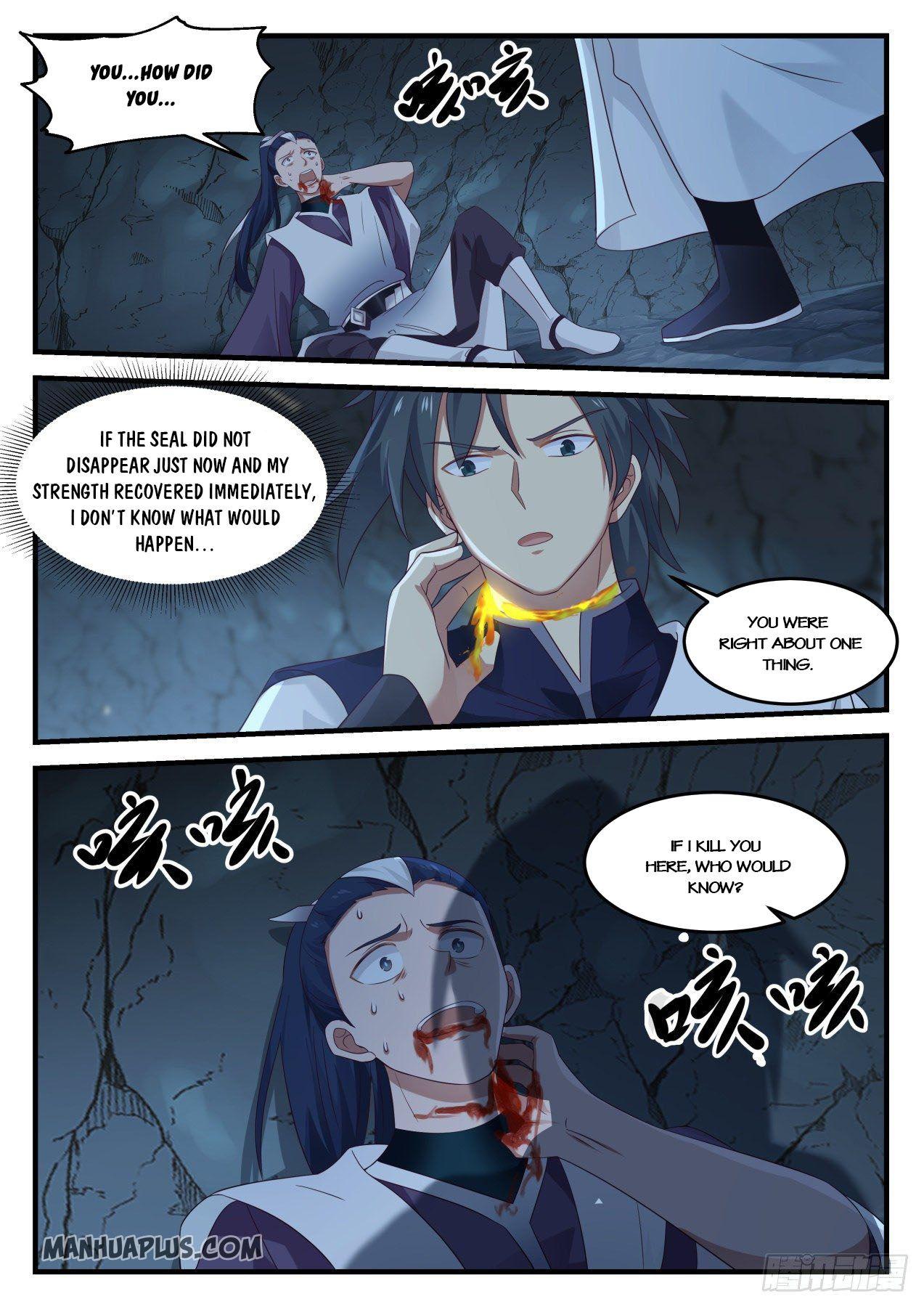 Martial Peak - chapter 869-eng-li