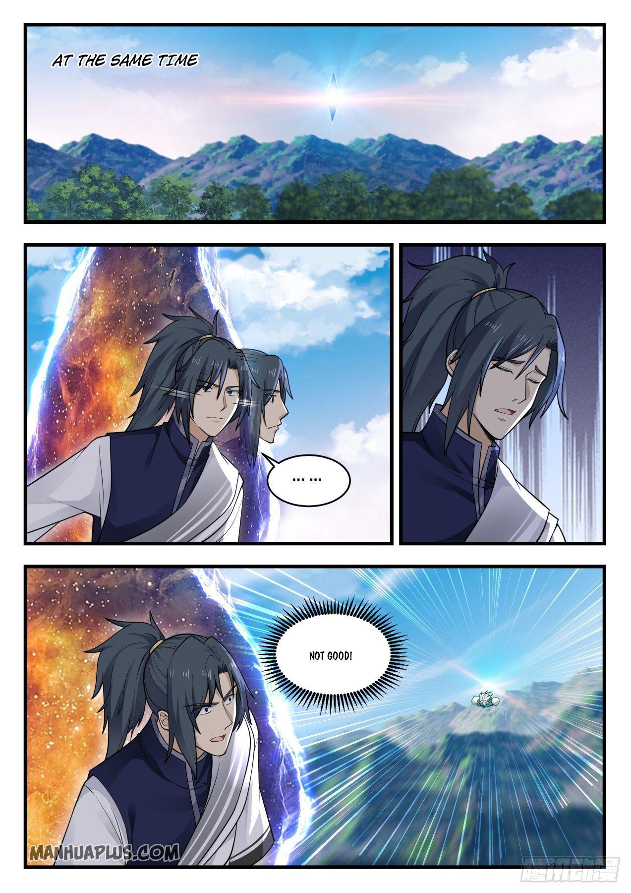 Martial Peak - chapter 877-eng-li