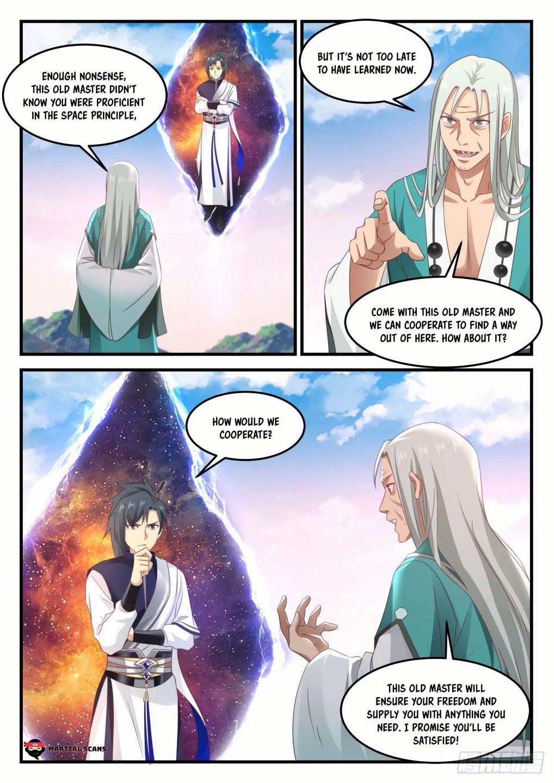 Martial Peak - chapter 878-eng-li