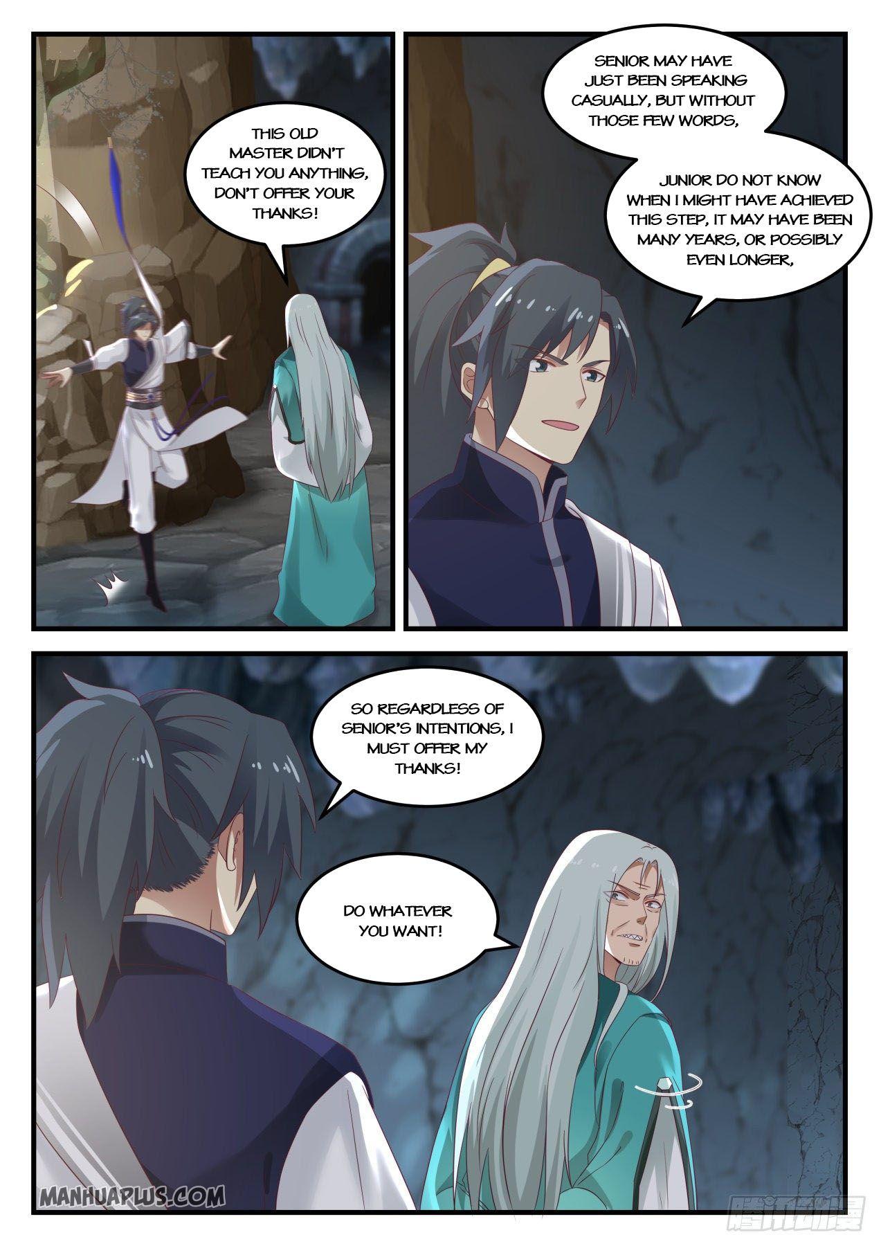 Martial Peak - chapter 889-eng-li