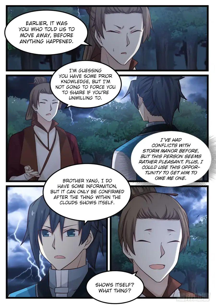 Martial Peak - chapter 89-eng-li