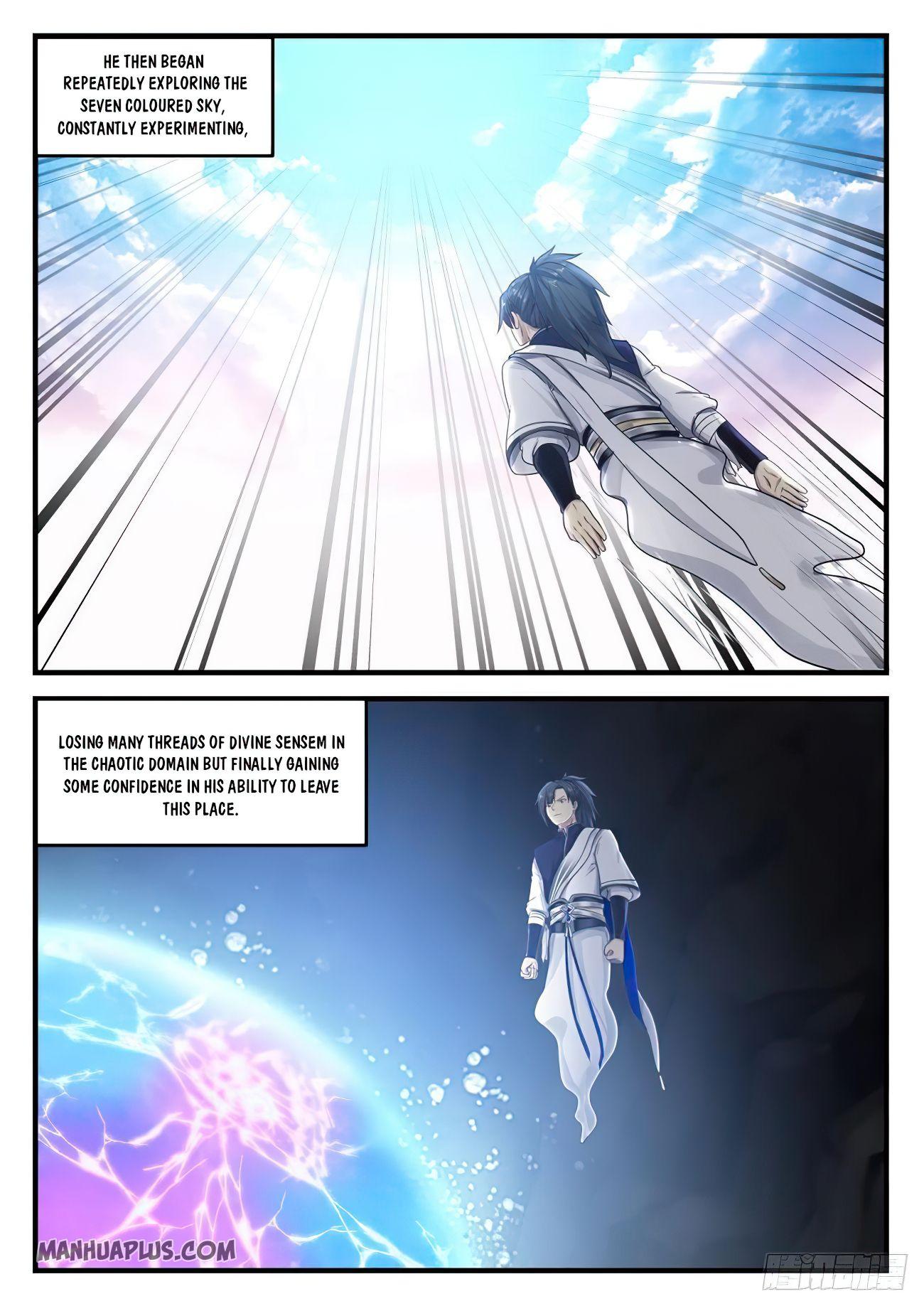 Martial Peak - chapter 892-eng-li