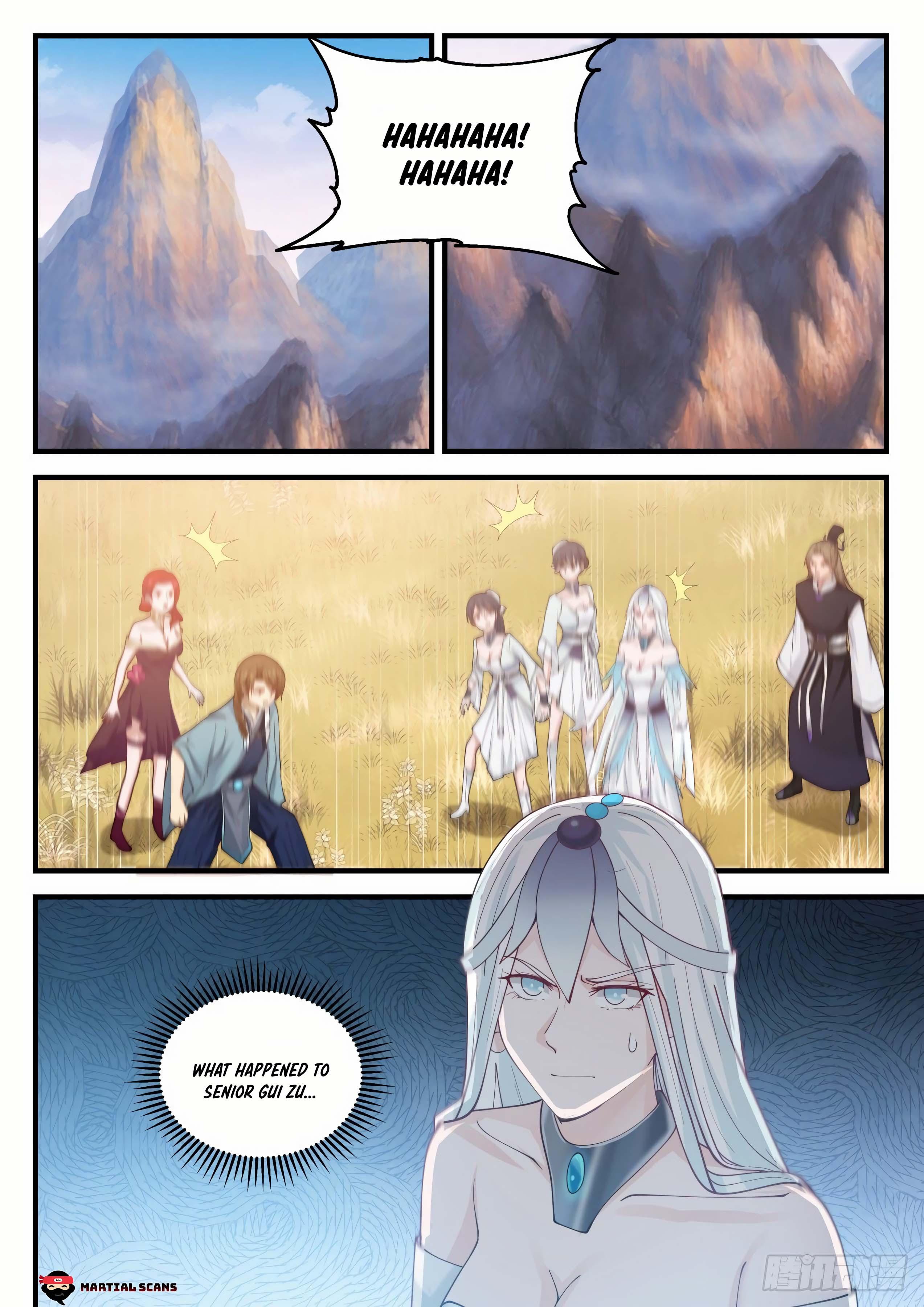 Martial Peak - chapter 895-eng-li
