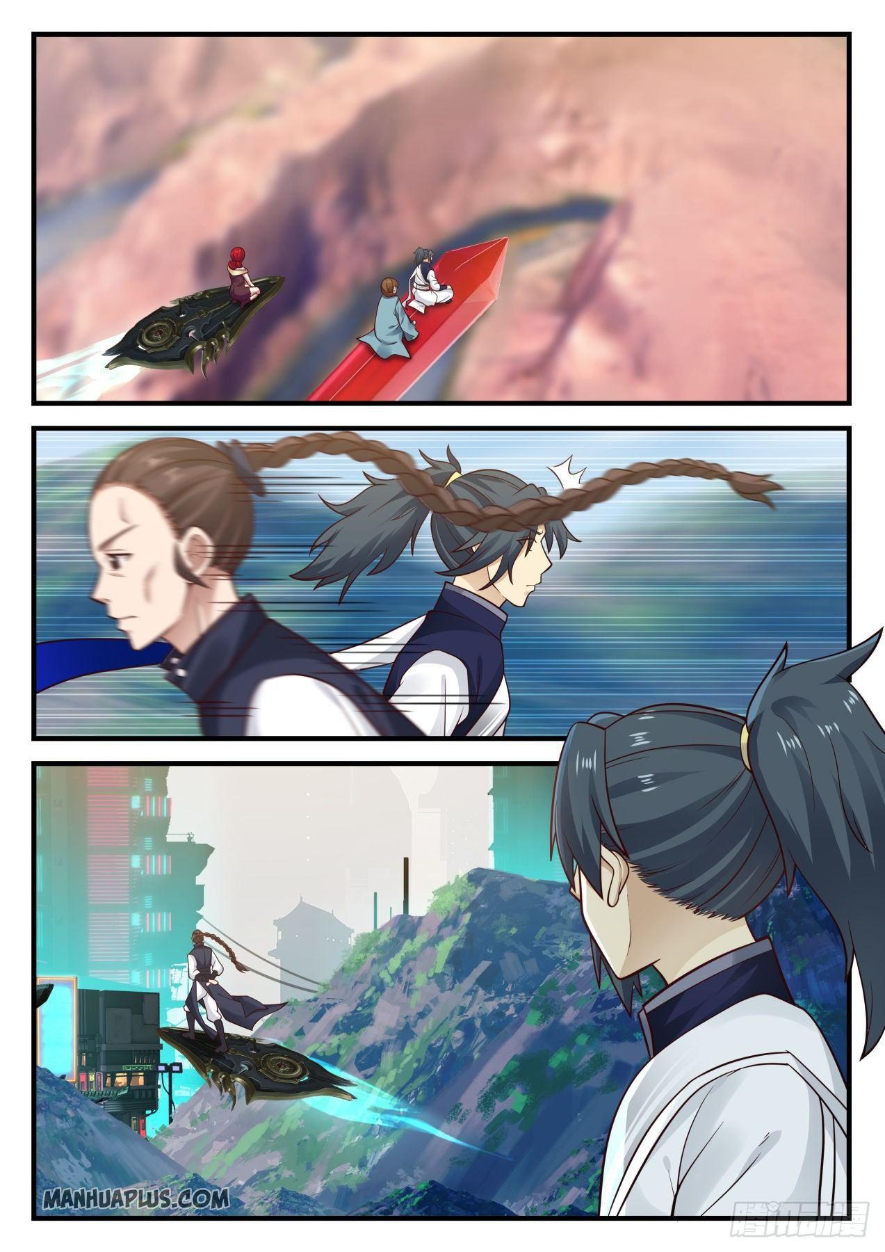 Martial Peak - chapter 902-eng-li