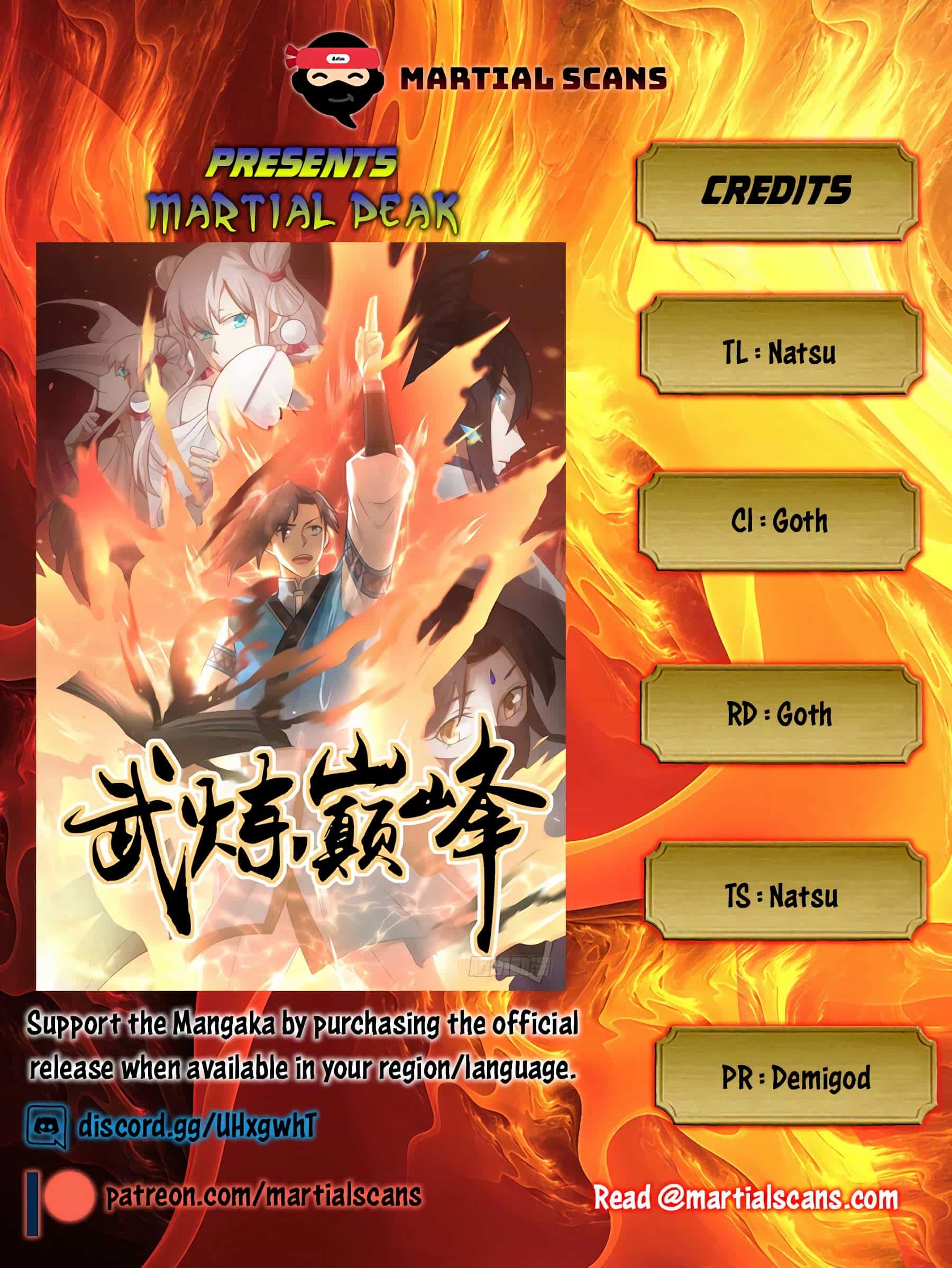 Martial Peak - chapter 906-eng-li