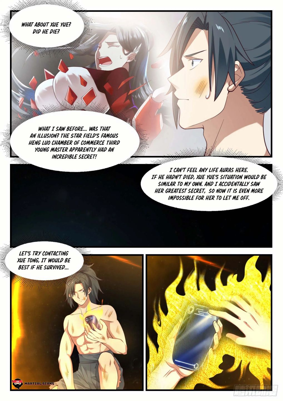 Martial Peak - chapter 918-eng-li