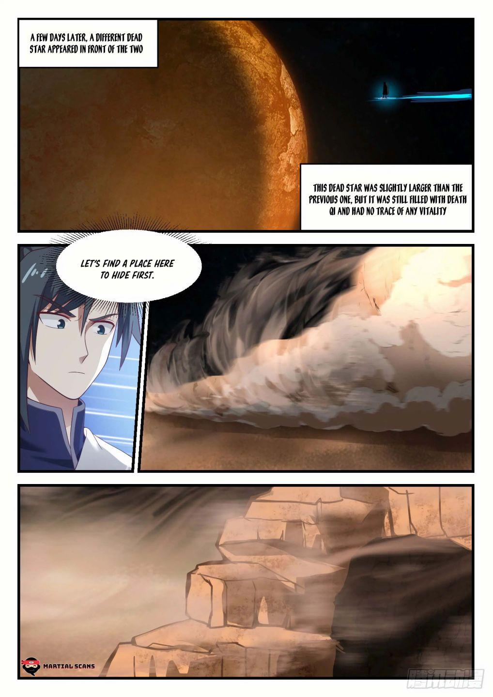 Martial Peak - chapter 923-eng-li