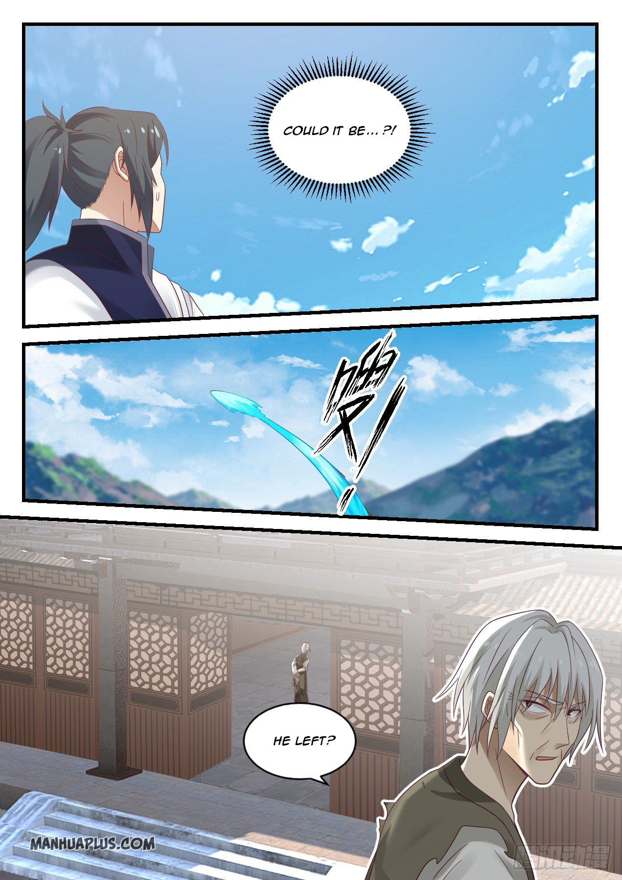 Martial Peak - chapter 933-eng-li