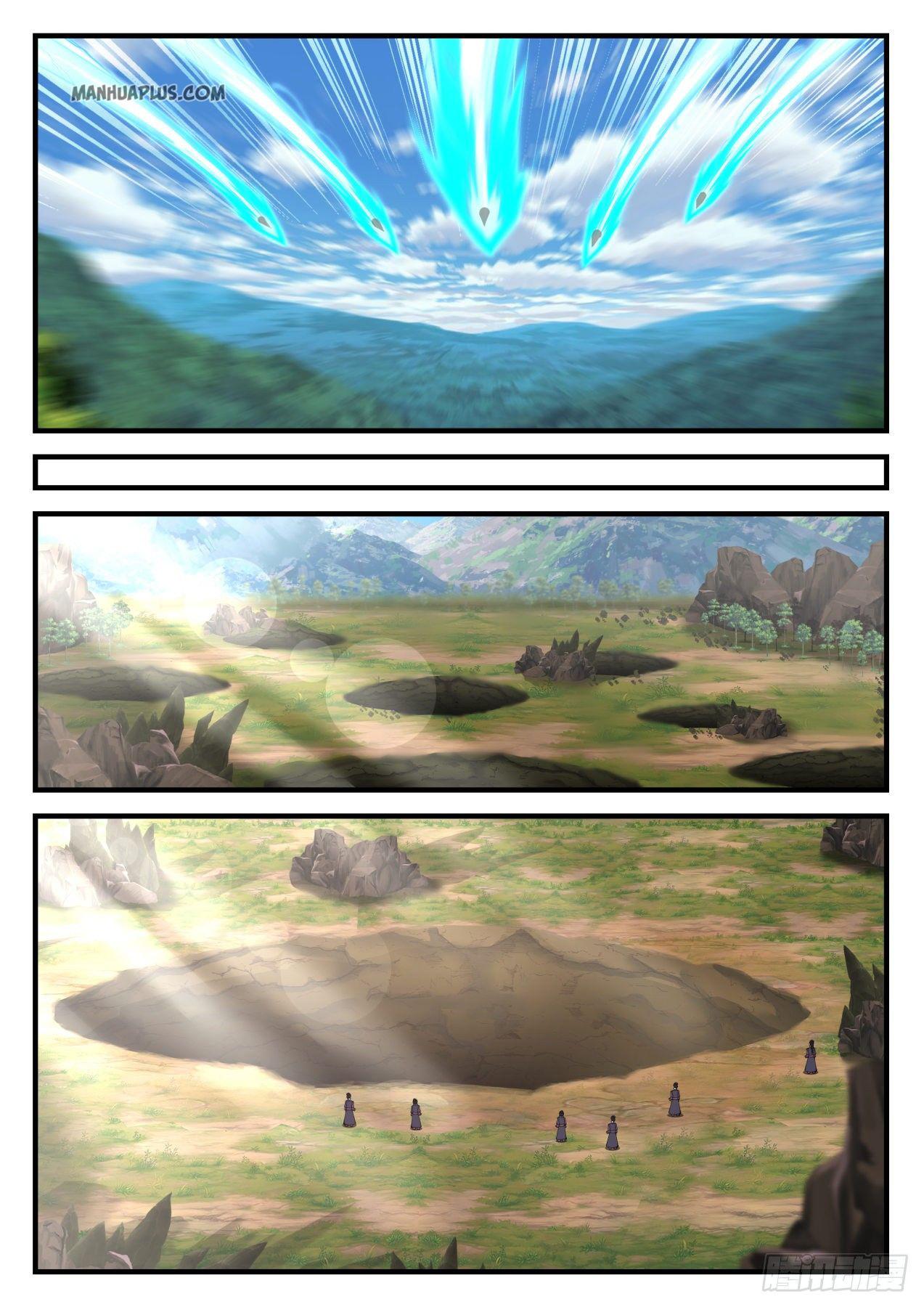 Martial Peak - chapter 935-eng-li
