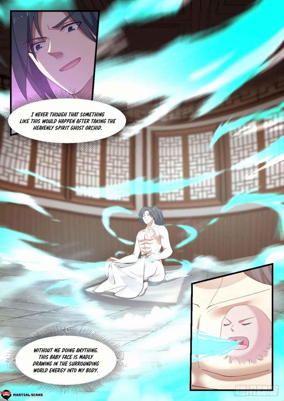 Martial Peak - chapter 949-eng-li