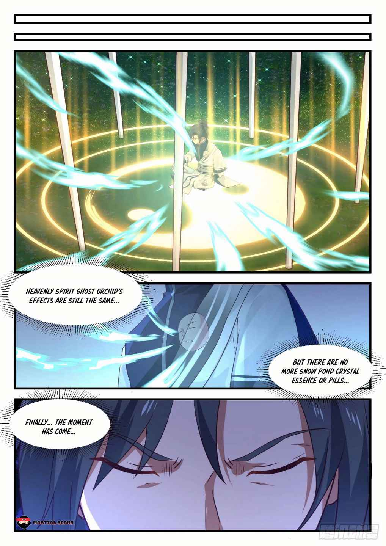 Martial Peak - chapter 950-eng-li
